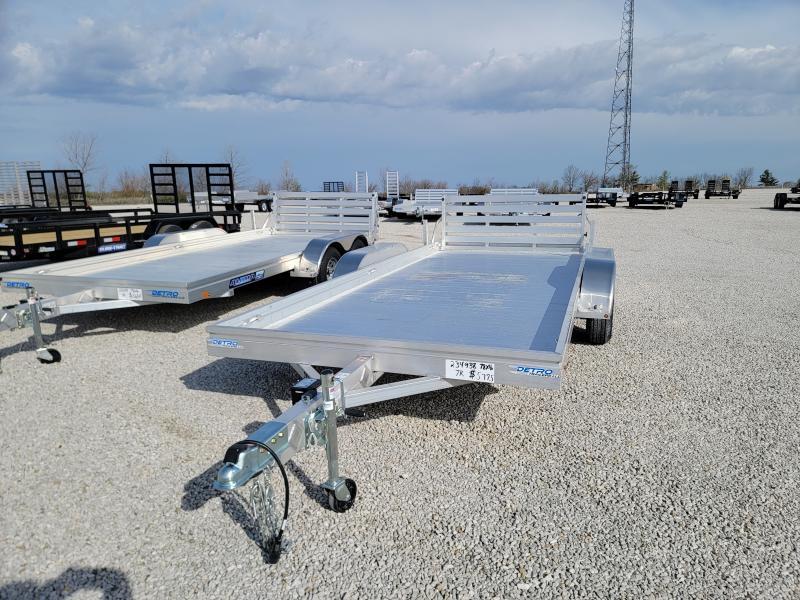 2022 Aluma 7816ESA Utility Trailer