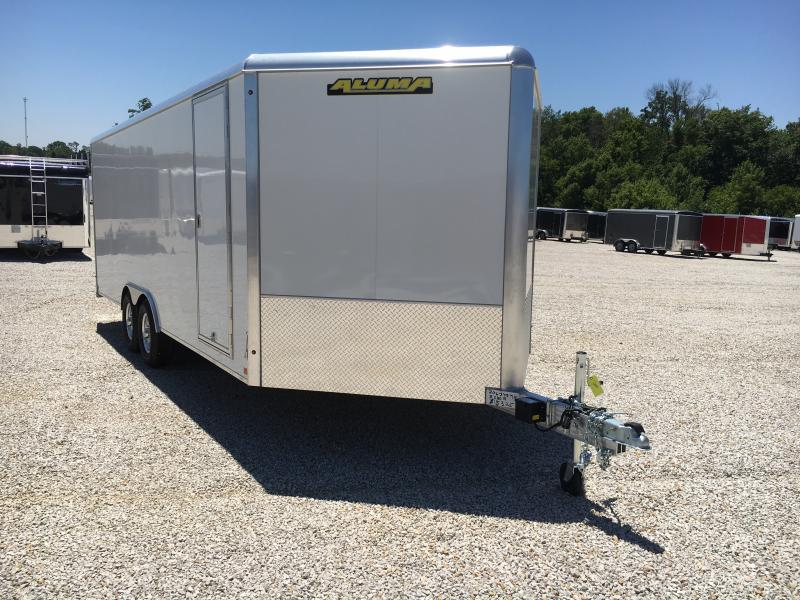 2020 Aluma 8.5X20 Car / Racing Trailer