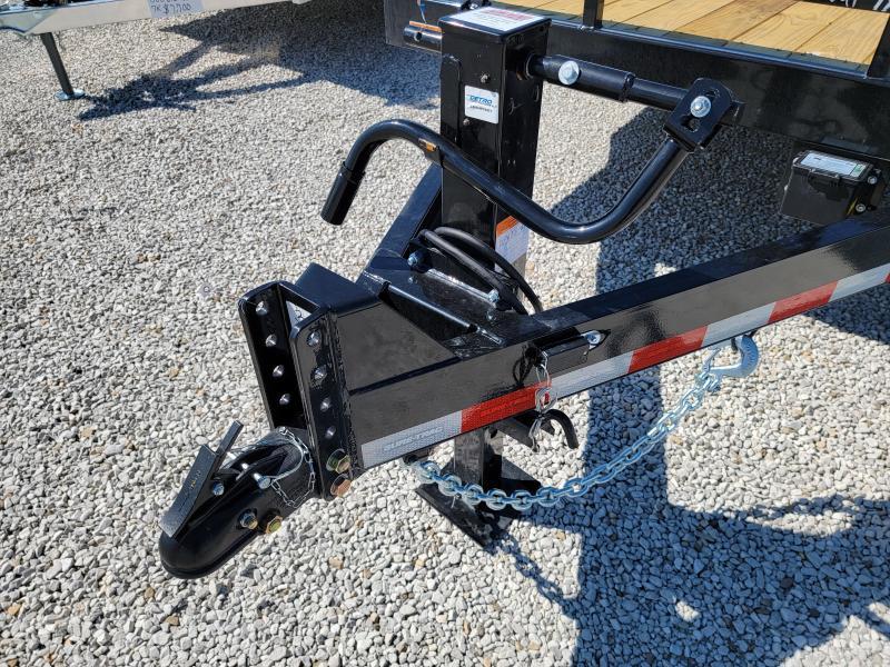 2022 Sure-Trac 7x16 14K Equipment Trailer