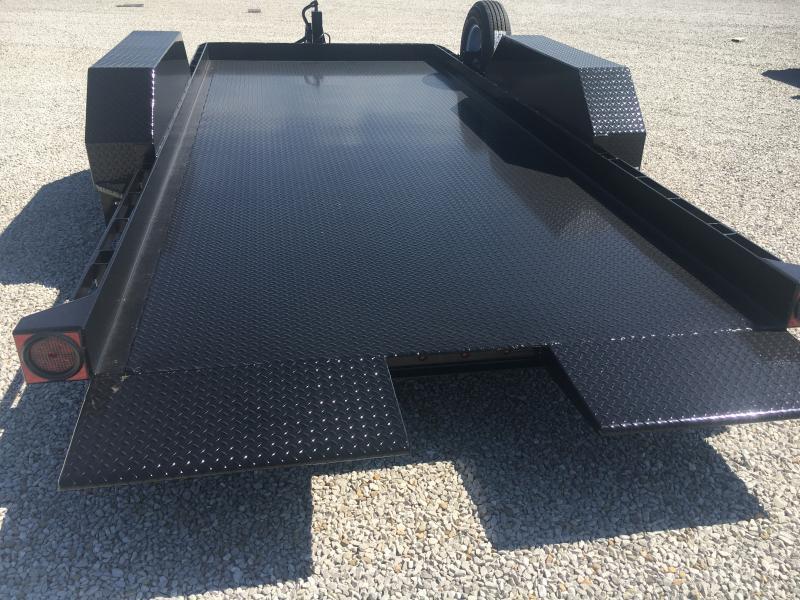 PENDING SALE - 2020 Imperial 16' Lowboy Tilt 14K Equipment Trailer