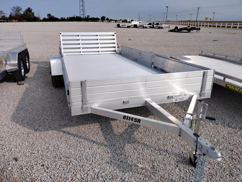 2021 Aluma 81X14 S-R-BT-SR Utility Trailer
