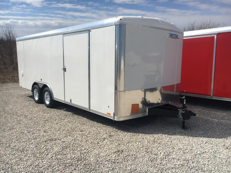 2019 Cargo Express 8.5X20 Enclosed 10K Car/Racing Trailer