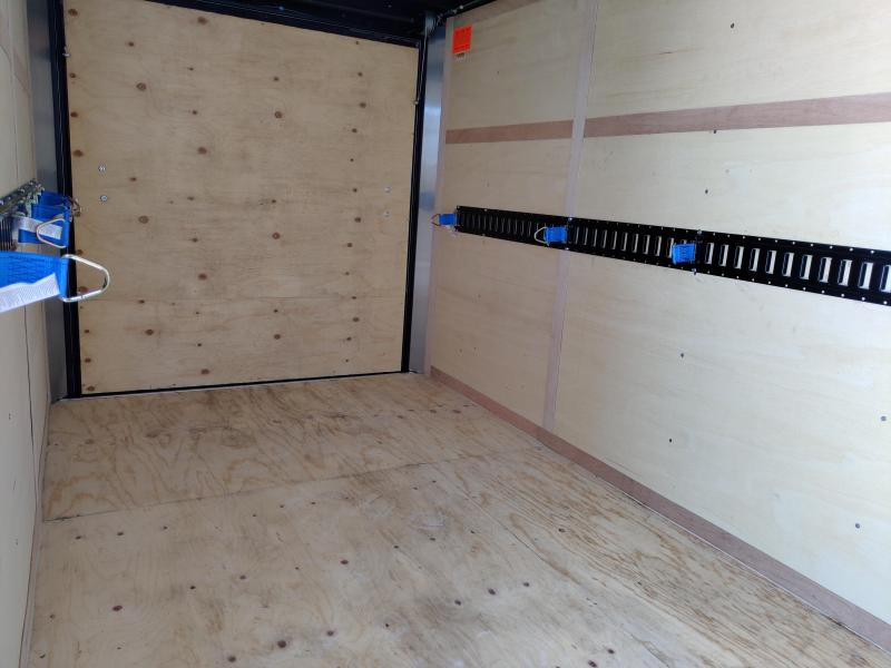 2020 Continental Cargo 6x12 Ramp Door Enclosed Trailer
