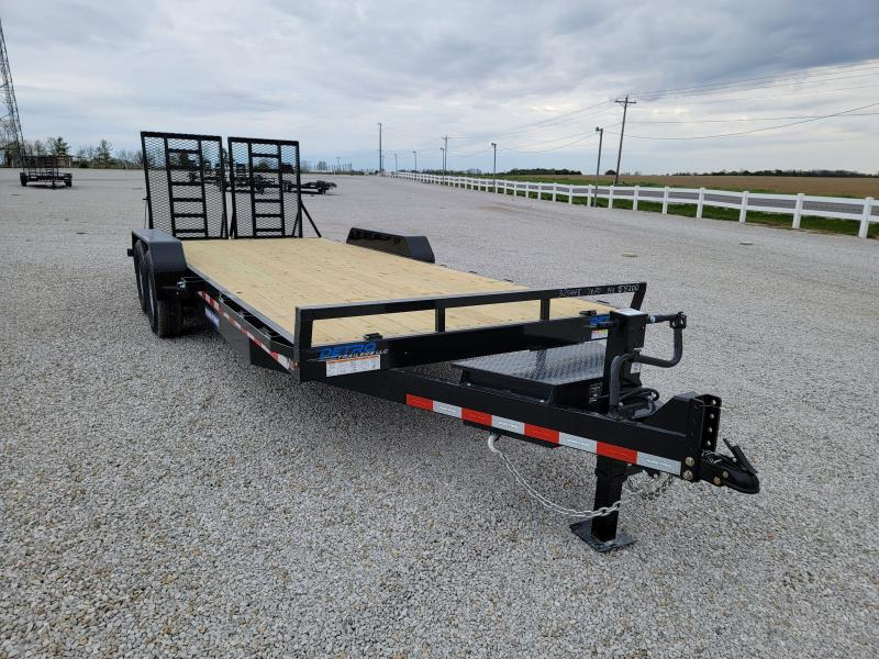 2021 Sure-Trac 7x20(18+2) 14K Equipment Trailer
