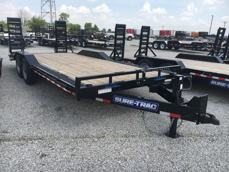 2019 Sure-Trac 8.5x20 16K Drive Over Fender Implement Trailer