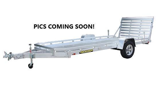 2022 Aluma 78X10 Utility Trailer
