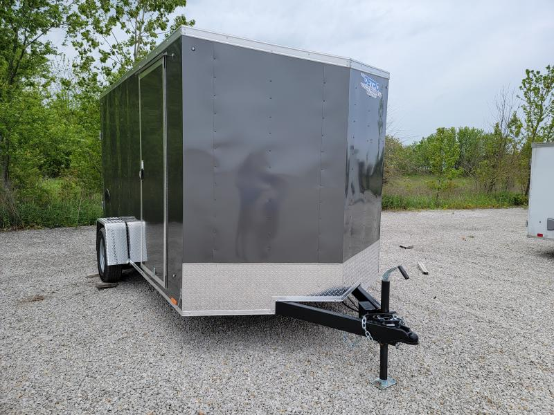 2022 Cargo Express 7x12 SE 3.5K Enclosed Trailer