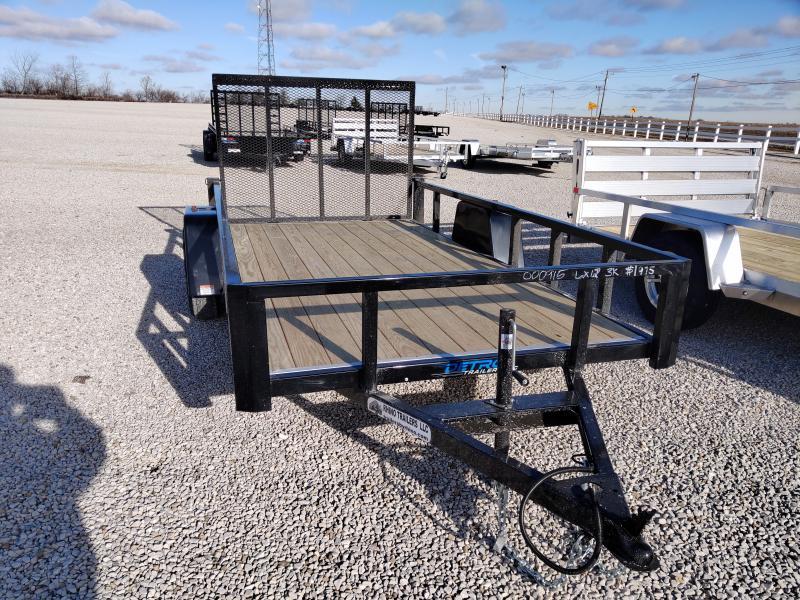 2021 Rhino 6x12 Steel Utility Trailer