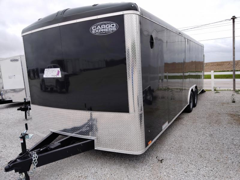 2021 Cargo Express 8.5X24 Enclosed 10K Car Trailer
