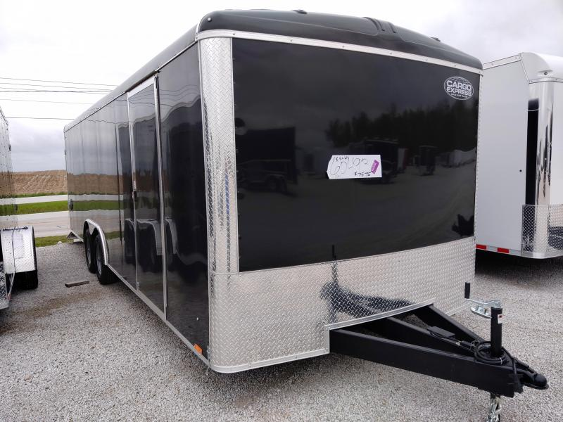 PENDING SALE -- 2021 Cargo Express 8.5x24 Enclosed 10K Car/Racing Trailer