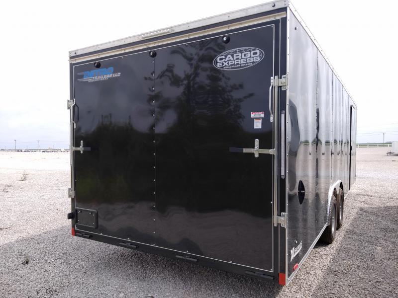 2021 Cargo Express 8.5x24 10K Car/Racing Trailer