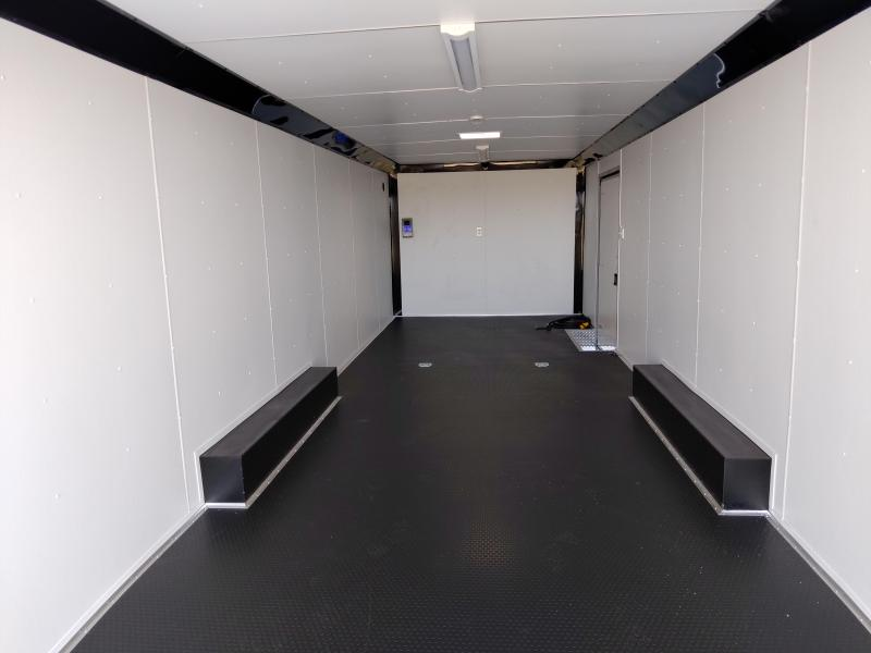 2020 United 8.5X28 10K Enclosed Car Trailer