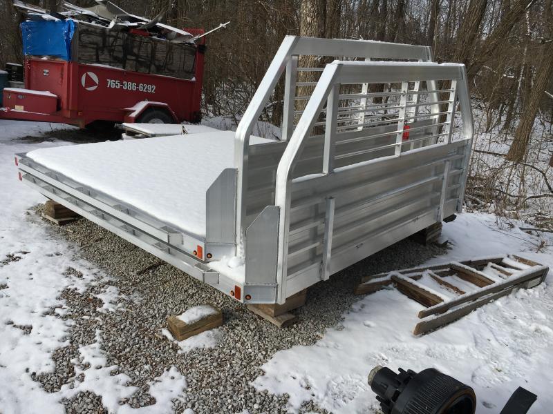 2020 Aluma 96X115 Truck Bed