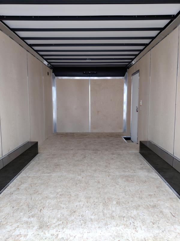 2020 Sure-Trac 8.5x20 Contractor Pro BN Enclosed TA 14K RD Trailer
