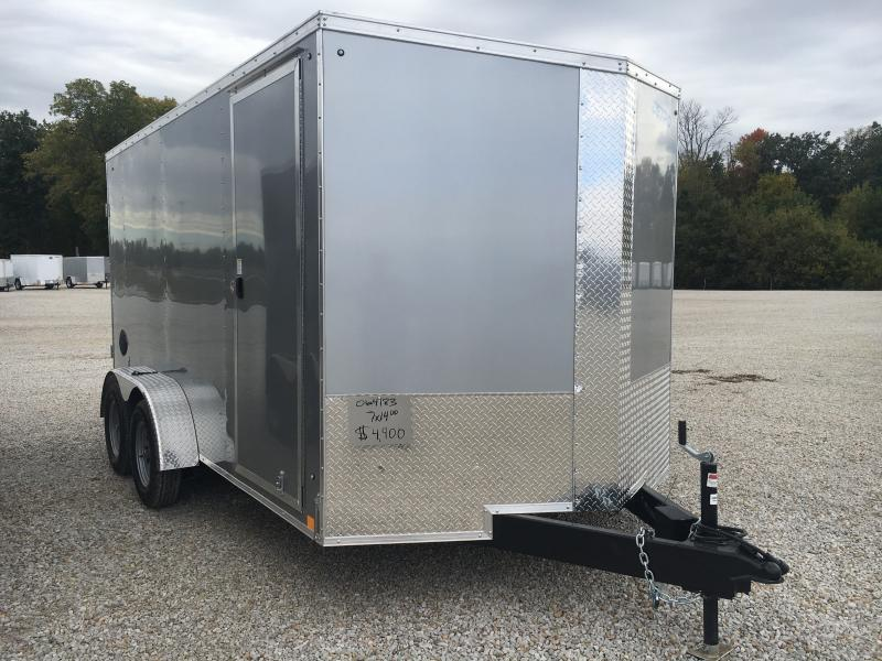 2021 Cargo Express 7X14 Enclosed DRD Trailer