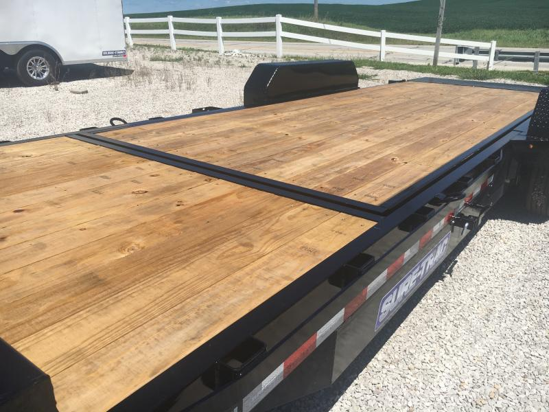 2020 Sure-Trac 7x18+4 Tilt Bed Equipment  16K