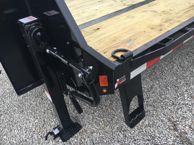 2021 Sure-Trac 8.5x20+5 HD 25.9K GN Deckover Trailer