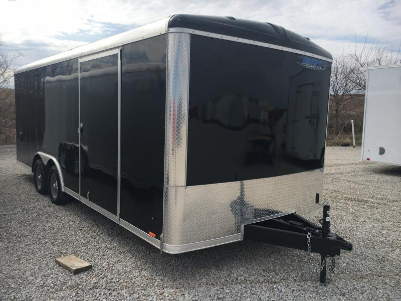 2019 Cargo Express 8.5x20 7K Car/Racing Trailer