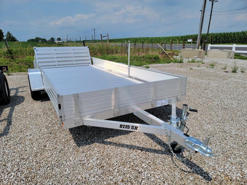 2020 Aluma 81x15 Aluminum ATV Trailer