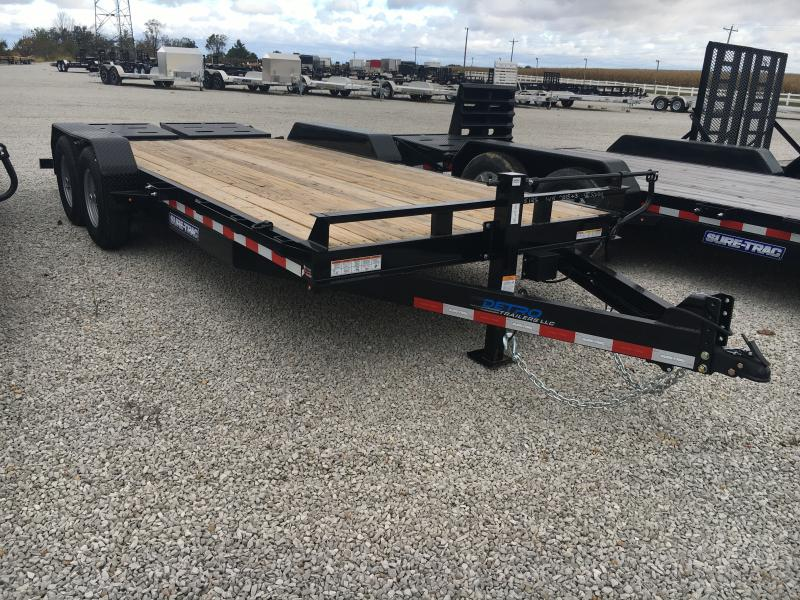 2020 Sure-Trac 7 x 15+3 Equipment HD Univ Ramp  14K