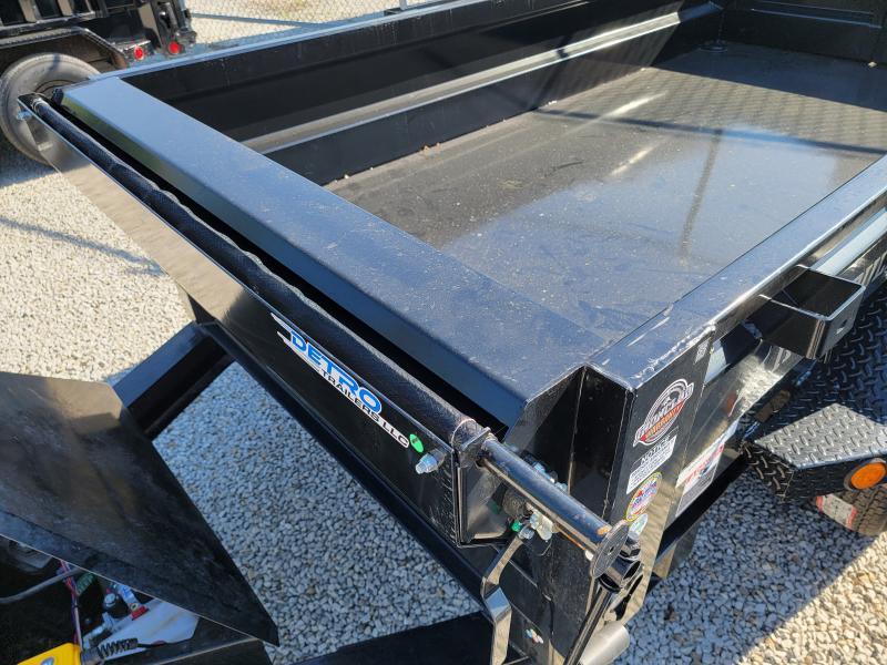 2022 Norstar Ironbull 60x10 10K Single Ram Dump Trailer