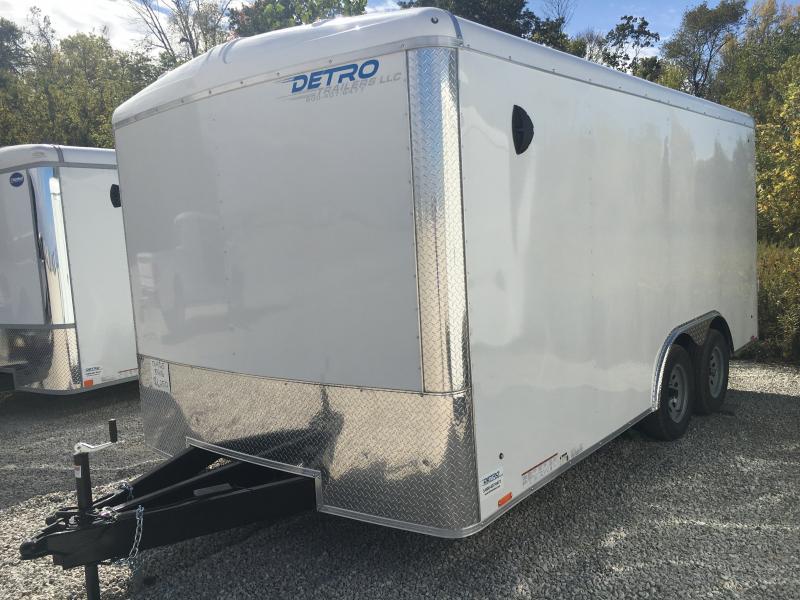 2021 Cargo Express 8.5X16 Car/Racing Trailer