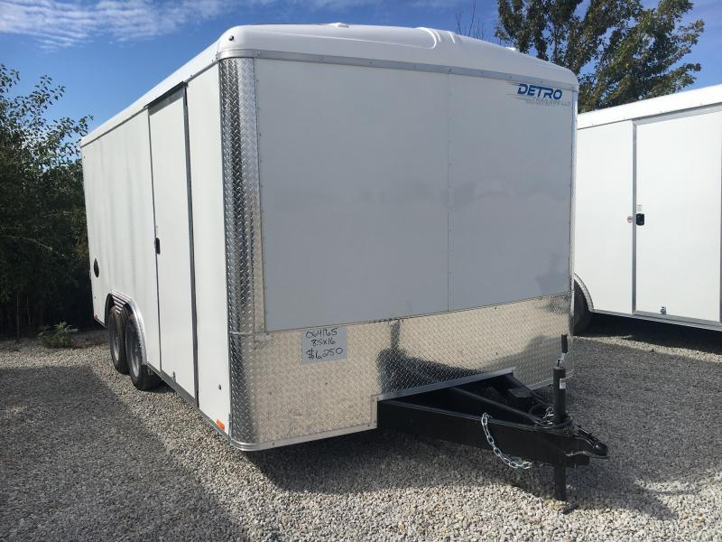 2021 Cargo Express 8.5X16 Car/Racing Trailer