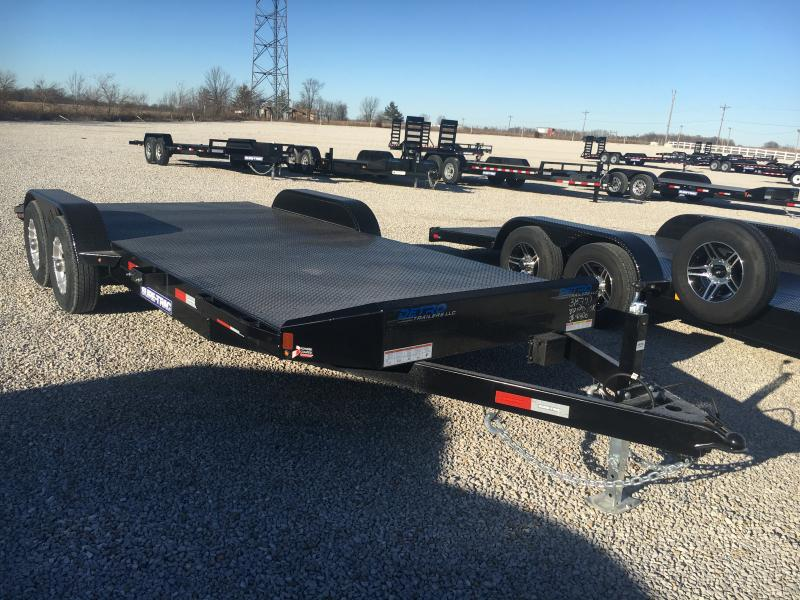 2021 Sure-Trac 82x20(16+4) Steel Deck 10K Car Hauler