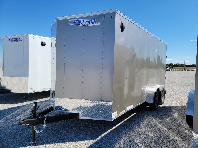 2022 Cargo Express 7x16 Ramp Door Enclosed Cargo Trailer
