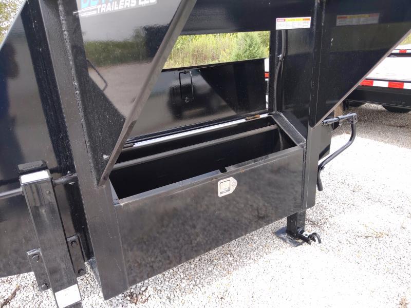 SPECIAL - 2018 Sure-Trac 8.5x24 Deckover 25.9K Equipment Trailer FACTORY DEMO