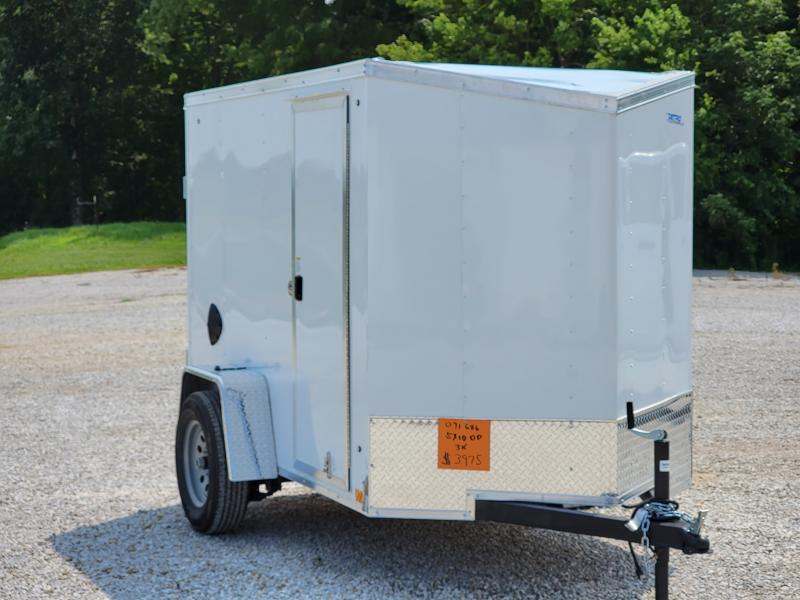 2022 Cargo Express 5x8 DRD Enclosed Trailer