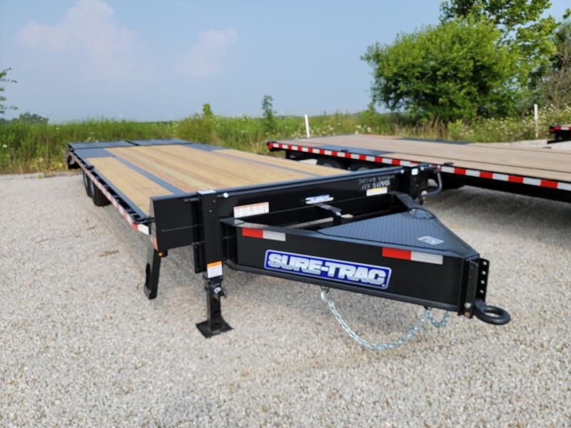 2021 Sure-Trac 8.5x20+5 Heavy Duty 15K Low Profile Beavertail Deckover