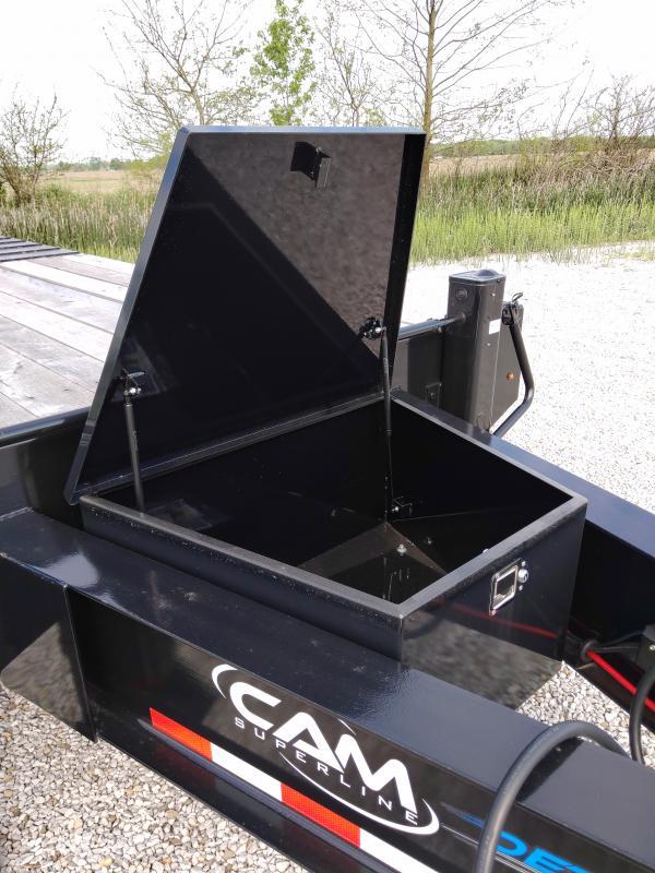 2019 Cam Superline 82x20+5 HD 51K Equipment Trailer w/ Air Brakes