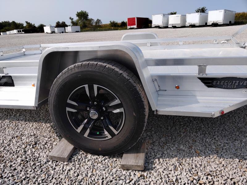 2021 Aluma 77X12 H Executive Series Utility Trailer