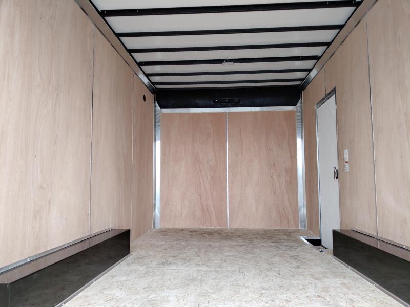 2021 Sure-Trac 8.5x16 Contractor Pro Enclosed DRD Trailer