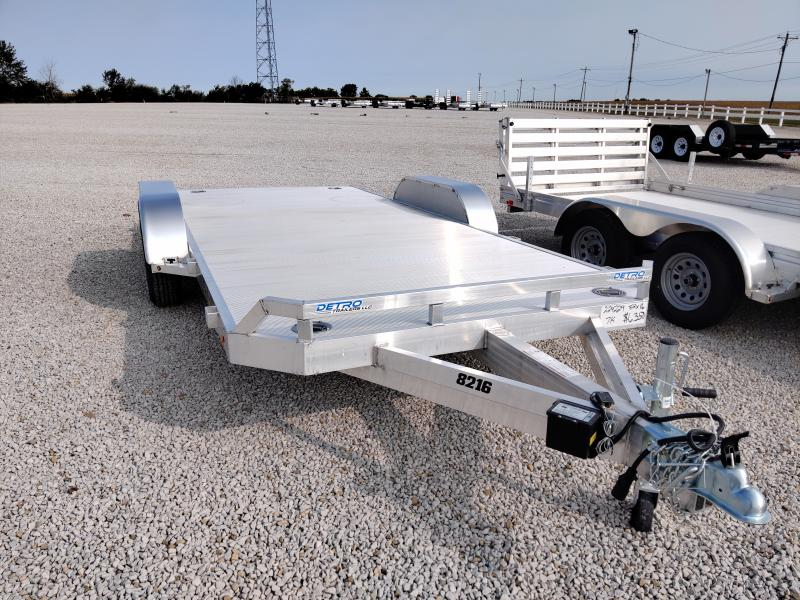 2021 Aluma 82X16 Car / Racing 7K Trailer
