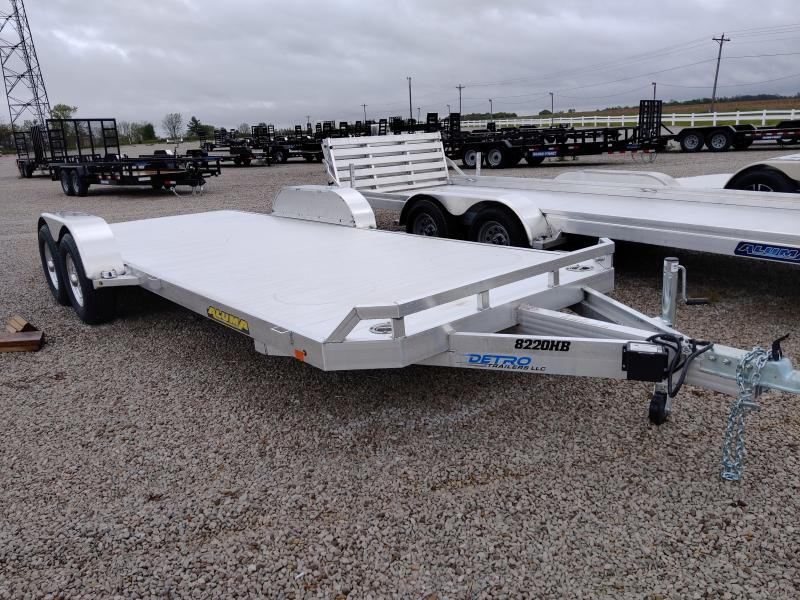 2021 Aluma 82X20 Utility Trailer