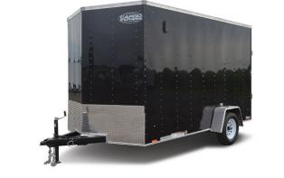2022 Cargo Express 7x16 Double Rear Door Enclosed Cargo Trailer