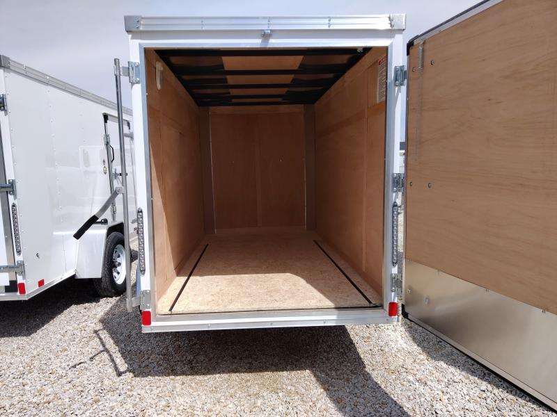 2020 United 5X10 Enclosed Swing Door Trailer