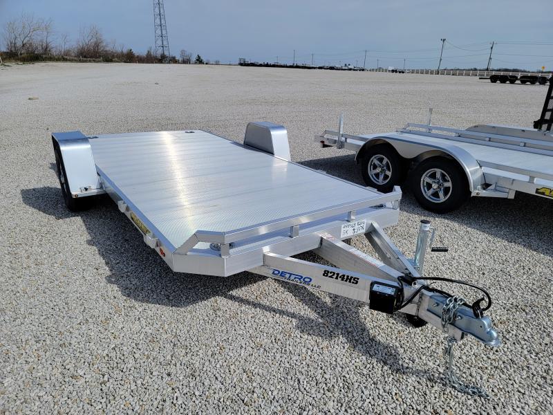 2022 Aluma 82X14 Utility Trailer