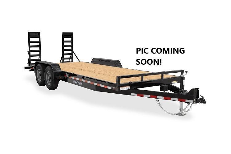 2021 Sure-Trac 7x16(14+2) 16K Equipment Trailer