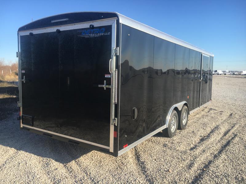 2020 Cargo Express 8.5X24 10K Car/Racing Trailer