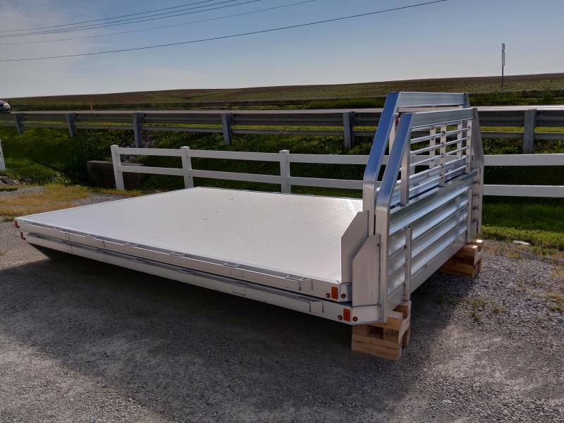 2021 Aluma 96X110 Truck Bed for Dually Regular Bed