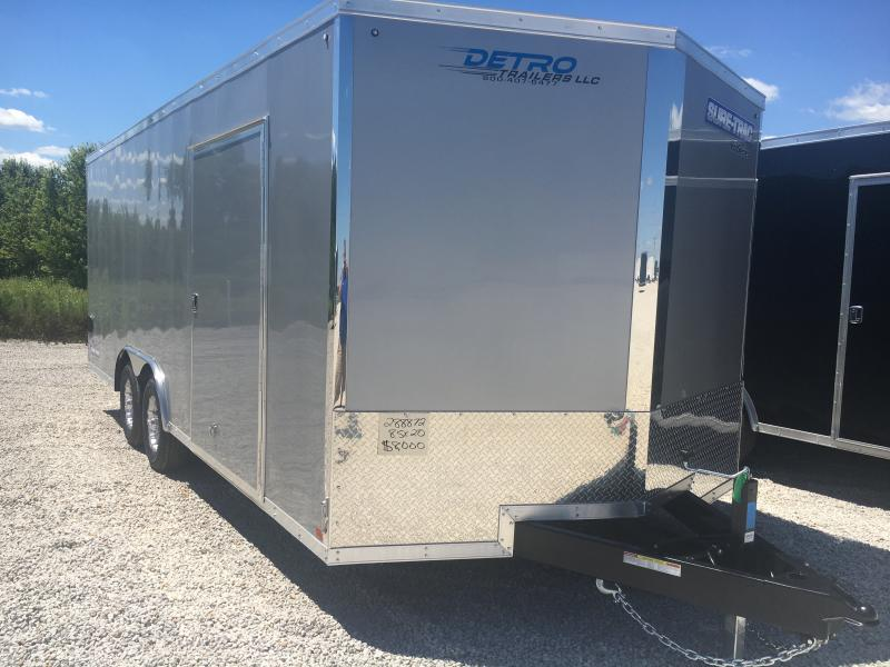2021 Sure-Trac 8.5x20 Pro Series Wedge Car Hauler TA 10K
