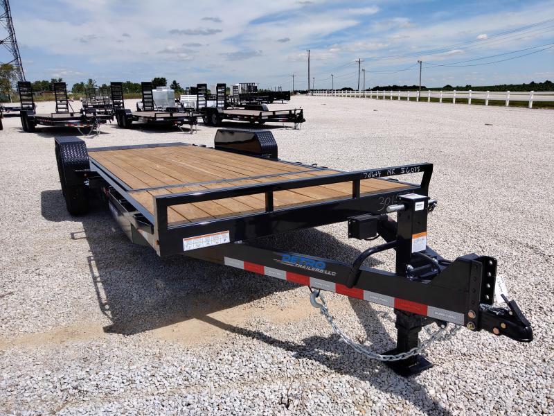 2020 Sure-Trac 7X16+4 Tilt Bed Equipment 14K