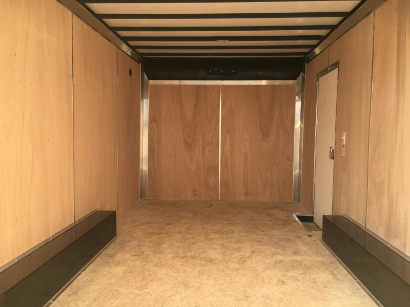 2021 Sure-Trac 8.5x16 Contractor Pro Enclosed Trailer