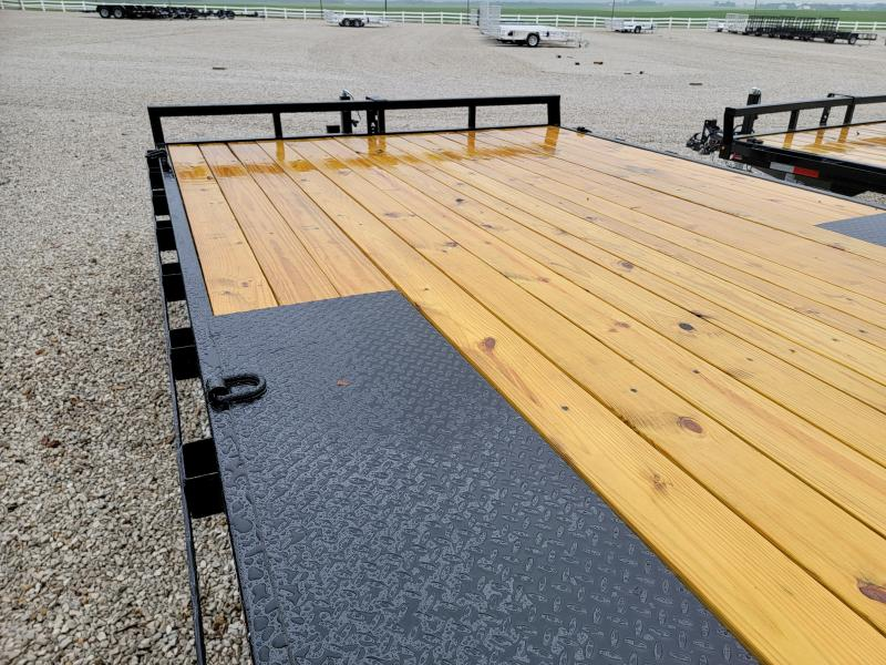 2021 Sure-Trac 8.5x18 Low Profile Flat Deck Deckover