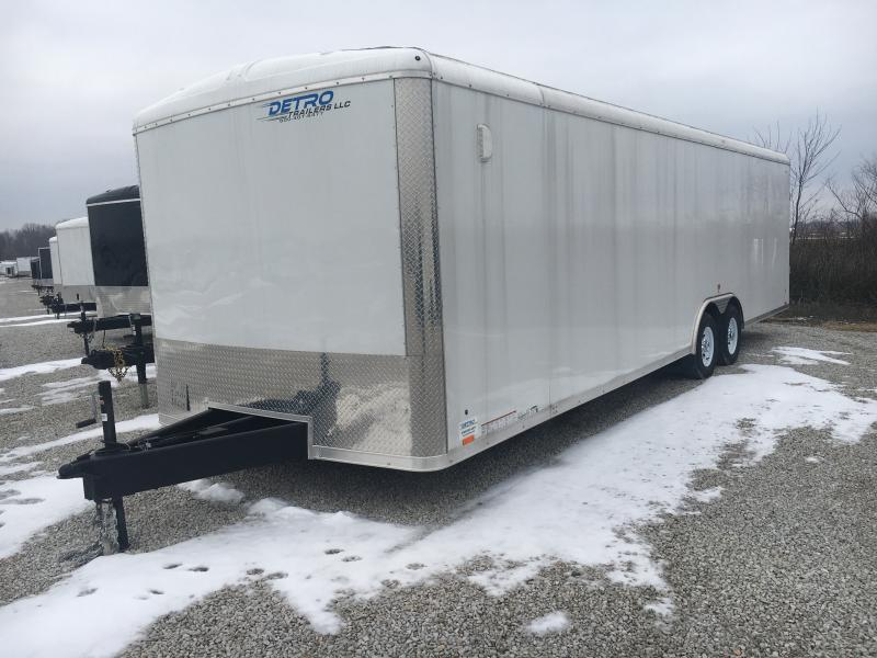 2019 Cargo Express 8.5x28 10K Enclosed Car/Racing Trailer