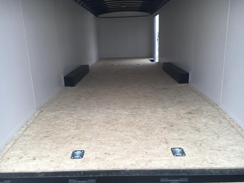 2019 Cargo Express 8.5x28 10K Enclosed Car/Racing Trailer