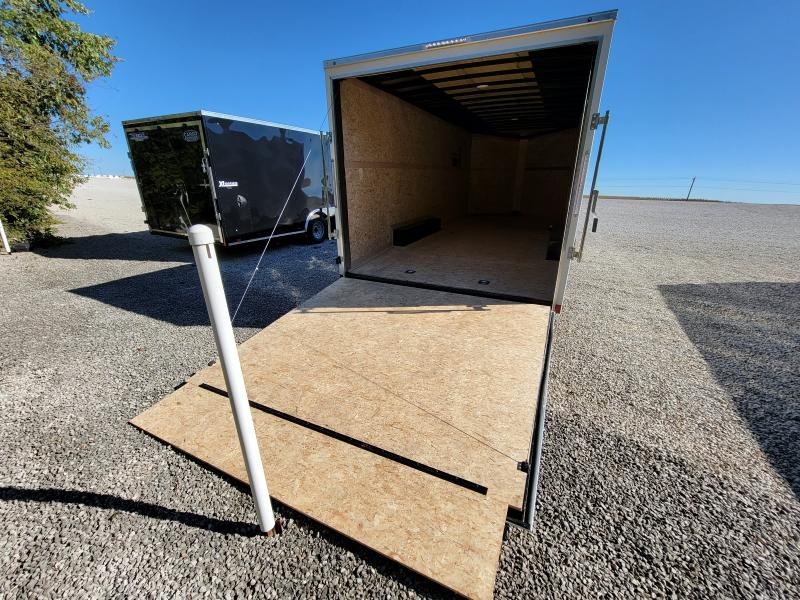 2022 Cargo Express 8.5x20 7K Ramp Door Enclosed Trailer